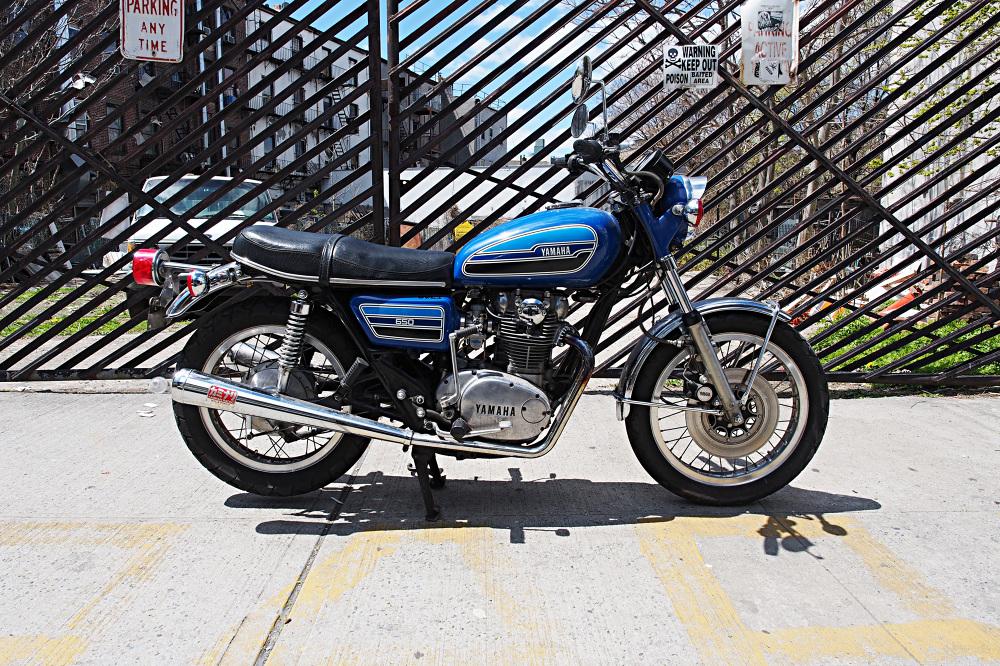 Yamaha Xs Photos